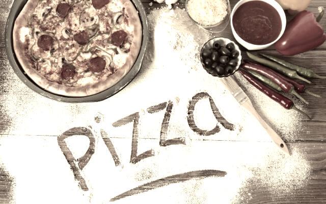 бизнес с пица