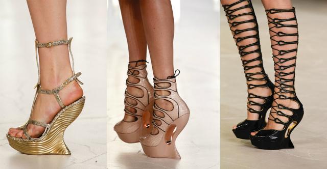 Александър Маккуин обувки