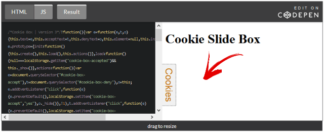 Cookie Script