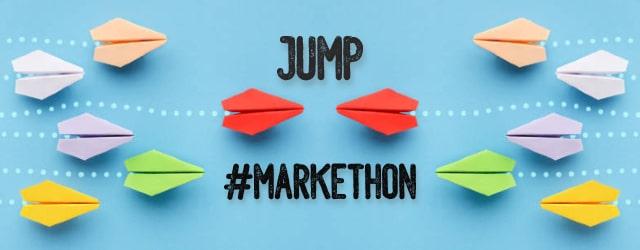 jump #markethon